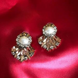 Prom, Pageant, Formal Earrings